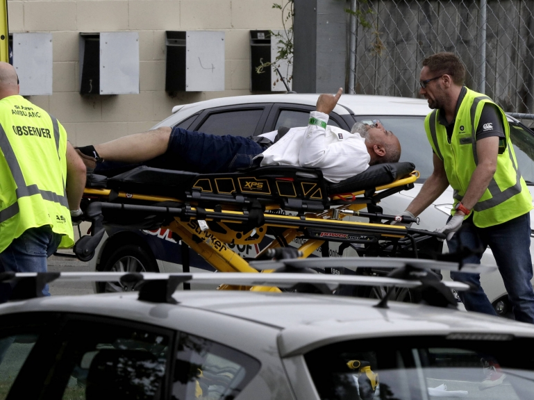 Terrorist Attack Christchurch: Press Release: New Zealand Terrorist Attack